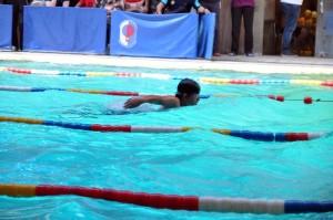 گزارش تصویری مسابقات قهرمانی شنا جام آذربایجان