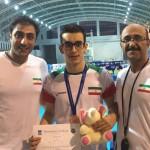 فینال دومین روز از مسابقات شنای رده های سنی آسیا با  کسب دومدال نقره و برنز و جابجایی یک رکورد ملی برای ایران به پایان رسید.