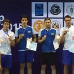 روز سوم مسابقات شنای رده سنی آسیا در حالی به پایان رسید که شناگران ایران نشان برنز ماده 4 در 100متر مختلط تیمی رده سنی عموم را کسب کردند.