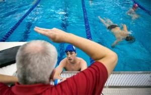 برگزاری کلینیک تخصصی مربیان شناگران برتر در اصفهان