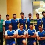 تیم ملی واترپلوی زیر 17 سال ایران در مسابقات قهرمانی آسیا مقابل قزاقستان نتیجه را واگذار کرد.