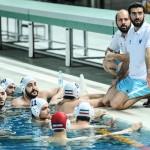 دانشگاه آزاد دور رفت مرحله پلی آف بیست و ششمین دوره لیگ برتر واترپلو با پیروزی آغاز کرد.