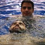 سه شیرجهرو تیم ملی ایران برای کسب آمادگی هرچه بیشتر پیش از مسابقات انتخابی المپیک ریو، رأس ساعت 6:00 فردا (دوشنبه ) تهران را به مقصد آیندهوون هلند ترک میکنند.