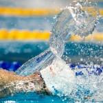 جام جهانی شنا ۲۰۱۵ پس از طی هشت مرحله با قهرمانی وندربرگ از افریقای جنوبی در بخش مردان و هوسزو از مجارستان در بخش زنان پایان یافت.