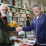 پیشکسوتان، مربیان، ورزشکاران و اعضای هیات شنای استان اصفهان از کتابفروشی های سطح شهر اصفهان بازدید کردند.