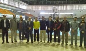 کارگاه توجیهیباشگاههای حاضر در لیگ شنا برگزار شد
