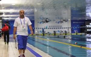حضرتی: امیدوارم اولین مدال کاروان ایران را شناگران بگیرند