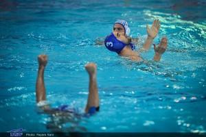 تیم ملی واترپلوی ایران مقابل عربستان پیروز شد