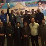 هفتمین دوره مسابقات قهرمانی شنای پایوران نیروهای مسلح روز پنجشنبه (17 دی 1394) با معرفی سپاه پاسداران به عنوان تیم برتر در استخر قهرمانی آزادی تهران تمام شد.
