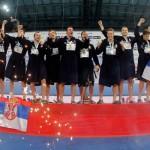 با پایان سی و دومین دوره مسابقات واترپلو قهرمانی اروپا (بلگراد 2016)، صربستان با پیروزی در یک دیدار سنتی  مقابل مونتنگرو برای سومین بار متوالی قهرمان شد.