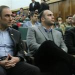 همایش تجلیل از مدال آوران شنا، شیرجه و واترپلو استان تهران با حضور ریاست فدراسیون برگزار شد.
