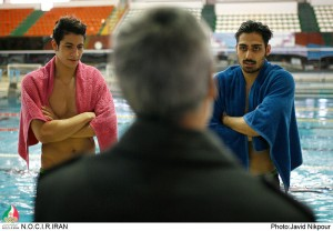 گزارش تصویری- بازدید رئیس کمیته ملی المپیک از اردوی تیمهای ملی شنا و شیرجه
