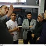 مهندس کیومرث هاشمی رئیس کمیته ملی المپیک صبح امروز (چهارشنبه) با حضور در استخر قهرمانی آزادی تهران از تمرینات تیمهای ملی شنا و شیرجه ایران بازدید کرد.