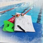 نخستین دوره مدرسی آموزش شنا و کار با نوزادان در آب  چهارم و پنجم تیر 1397  برگزار میشود.
