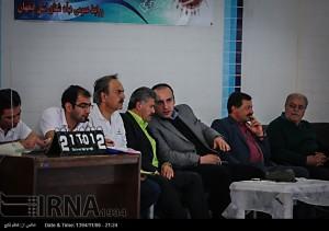گزارش تصویری دیدار تیمهای واترپلو سپاهان – نزاجا (2)