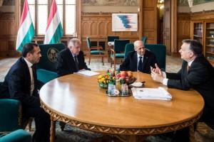 نخستین جلسه 2016 هیأت رئیسه فینا در بوداپست برگزار شد