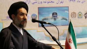 تبریک رضوانی به حجت الاسلام  ابوترابی امام جمعه موقت تهران
