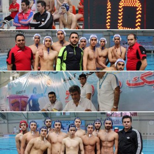 برنامه مسابقات مرحله سوم لیگ واترپلو زیر 17 سال گروه A + نتایج