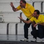 جمعه (23 بهمن 1394) با برگزاری دو مسابقه چهره فینالیستهای بیست و پنجمین دوره لیگ برتر واترپلو مشخص میشود.