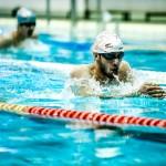 نخستین روز از چهارمین مرحله مسابقات شنای قهرمانی باشگاه های کشور امروز (چهارشنبه) با برگزاری ٩ ماده به پایان رسید.