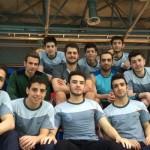 تیم شهید نوفلاح با دو پیروزی از دو بازی و بدون توجه به نتیجه بازی آخر قهرمان رقابت های لیگ واترپلو زیر ۱۷ سال ۱۳۹۴ شد.