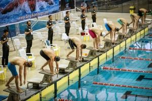 جابجایی شش رکورد شنا در هفته پایانی سال 94