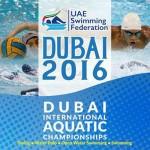 شناگران تیم سرزمین موج های آبی از روز دوشنبه (16 فروردین 1395) به مدت چهار روز در مسابقات بین المللی شنای دبی 2016 به آب می زنند.