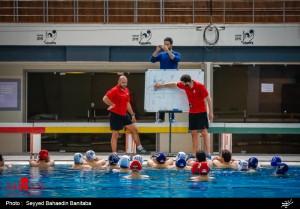 تیم ملی واترپلو چین در ایران اردو میزند