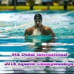 روز سوم ششمین دوره مسابقات بین المللی شنای دبی امروز (چهارشنبه) با حضور نمایندگان ایران برگزار می شود.