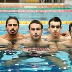 خشایار حضرتی مربی تیم ملی شنای ایران همراه با دو شناگر ملی پوش حاضر در اردو، از ساعت 12:30 امروز (دوشنبه) در برنامه استودیو ورزش شبکه ورزش حضور پیدا می کنند.