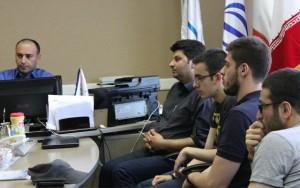 جلسه با ملی پوشان شنای ایران پیش از اعزام به مجارستان