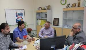 جلسه ارزیابی عملکرد کمیته استعدادیابی فدراسیون شنا برگزار شد