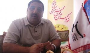 حسینجمال: مسابقات شنا جام آزادسازی خرمشهر در قم برگزار میشود