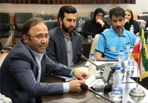 کشاورز: طرح استعدادیابی ورزش شنا در اردبیل برگزار میشود
