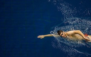 جلالی: آرمان واقعی را به شنای ایران نشان میدهم