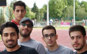 کاهش شدت تمرین شناگران در هفته پایانی اردو مجارستان