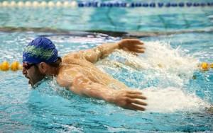 پایان کار شناگران ایران در روز نخست