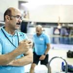سرمربی تیم ملی شنای ایران گفت: بهرغم کمبودها و نبود حمایتها، تیم ملی شنا برای کسب چند سهمیه به مصاف حریفان خود خواهد رفت.