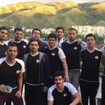 تیم ملی واترپلوی ایران برای حضور در یک دوره مسابقات تدارکاتی، در تفلیس گرجستان اردو زد.