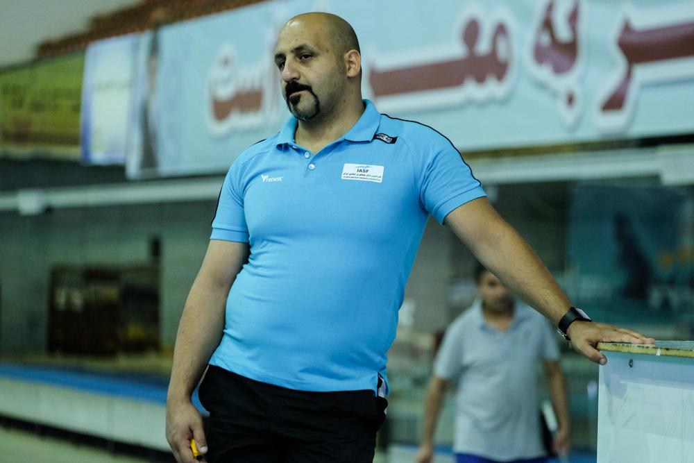 خشایار حضرتی مربی تیم ملی شنای ایران  از رکوردهای تمرینی شناگران اعزامی به مسابقات گزینشی المپیک راضی است.