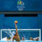 مسابقات واترپلو المپیک ریو ۲۰۱۶ از صبح روز شنبه (۱۶ مرداد ۱۳۹۵) آغاز میشود.