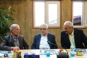 گزارش تصویری- جلسه هیئت رئیسه فدراسیون شنا