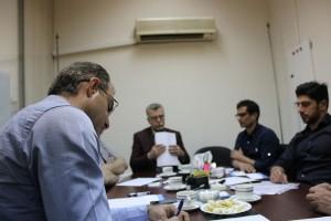 جلسه کمیته فنی شیرجه عصر روز شنبه (19 تیر 1395) در محل سالن جلسات فدراسیون شنا برگزار شد.