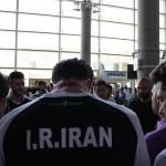 تیم ملی واترپلو جوانان ایران پس از کسب مقام سوم آسیا و ورودی مسابقات جهانی ۲۰۱۷ روسیه، صبح امروز (چهارشنبه) به کشور بازگشت.