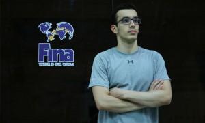 تنها نماینده شنای ایران در المپیک امروز به آب میزند