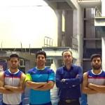 تمرینات مستمر آماده سازی تیم ملی شیرجه برای حضور پرقدرت در مسابقات قهرمانی آسیا (ژاپن ۲۰۱۶) در استخر قهرمانی آزادی تهران درحال پیگیری است.