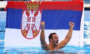 نتایج کامل روز پانزدهم ورزش های آبی المپیک ریو/ صربستان برای نخستین بار قهرمان واترپلوی المپیک شد