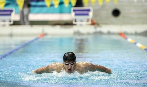پیگیری تمرینات ملیپوشان شنا در مشهد