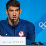 مایکل فلپس روز شنبه در نشست خبری خود تایید کرد که مسابقه بعدی او که امشب برگزار میشود آخرین مسابقه المپیکیاش خواهد بود.