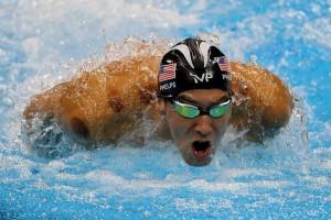 نتایج کامل روز هشتم ورزش های آبی المپیک/ ركورد ١٠٠متر كرال پشت مردان جهان در شب خداحافظي طلايي فلپس شكست